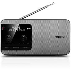 AE5252/12 -    Przenośne radio