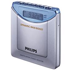 AE6775/00 -    Radio portatile