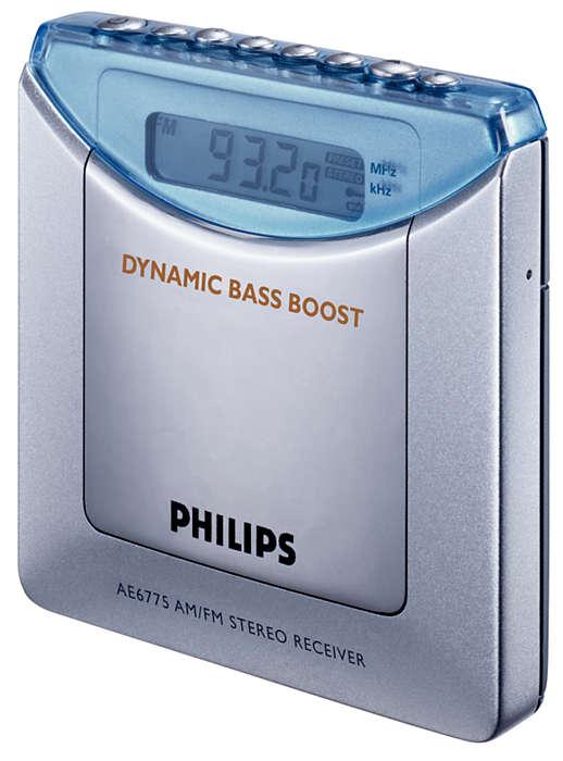 Comodidad de bolsillo con calidad digital