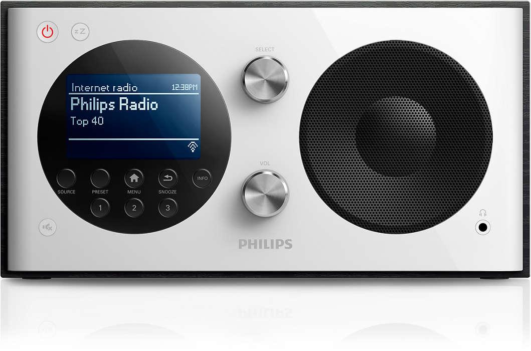 Mėgaukitės tūkstančiais internetinių radijo stočių
