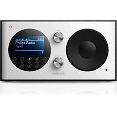 AE8000/10  Radio pulkstenis