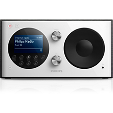 AE8000/10 -    Radiobudzik