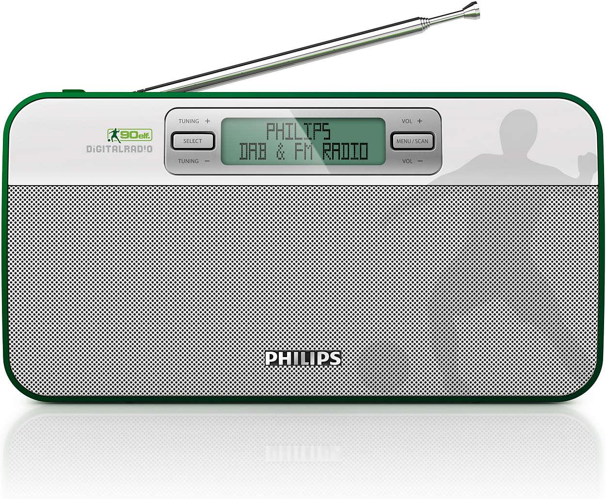 90elf: tu emisora de radio de fútbol