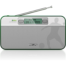 AE9011/02 -    Draagbare radio