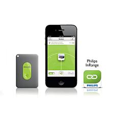 AEA1000/00 -    Chytrý řemínek Bluetooth InRange