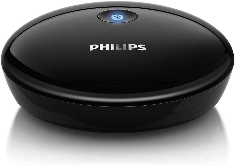 Ασύρματη μουσική από το smartphone στο ηχοσύστημα Hi-Fi