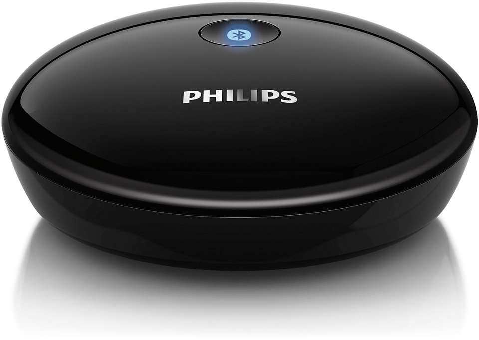 Reproduza músicas sem fio do smartphone para Hi-Fi