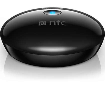 Diffusez sur une chaîne Hi-Fi la musique d'un smartphone sans fil