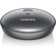 Philips Bluetooth® adapter AEA2700 Bluetooth® music receiver with MULTIPAIR Bluetooth® aptX ,AAC and NFC Digital out