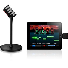 AEA3000/00  wireless microphone and receiver