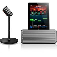 AEA7000/79  wireless microphone & Bluetooth® speaker