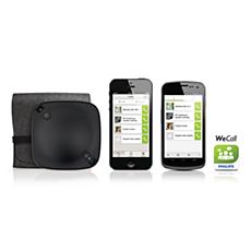 AECS7000E/00 -    Haut-parleur Bluetooth WeCall