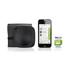 AECS7000/00  Konferenčni zvočnik WeCall s tehnologijo Bluetooth