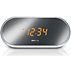 Philips Clock Radio AJ1000 Mirror finish display FM, Analogue tuning Dual alarm