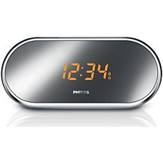 AJ1003/12  Digitāli regulējams radio pulkstenis