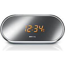 AJ1003/12  Rádio-relógio com sintonia digital