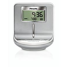 AJ100/37 -    Clock Radio