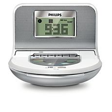 AJ130/12 -    Radio réveil avec tuner numérique