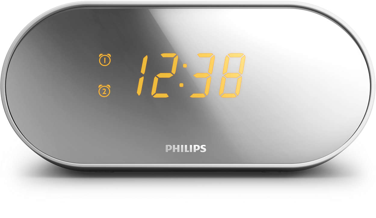 Clock Radio Aj2000 79 Philips