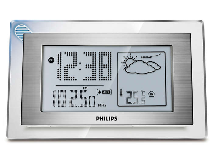 Weather information at your fingertips