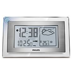AJ210/05 -    Weather Clock Radio