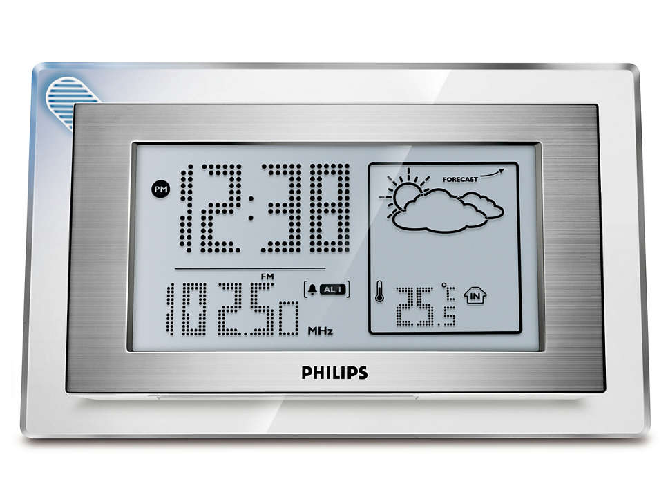 Информация о погоде одним нажатием кнопки