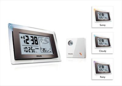 weather clock radio aj260 05 philips rh philips com hk Philips Universal Remote User Manual Philips Electronics Manuals
