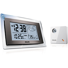 AJ260/12  Weather Clock Radio