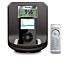 Rádio-relógio para iPod