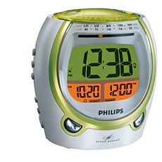 AJ3050/00C  Clock Radio