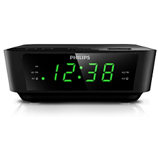 AJ3116M/37  Digital tuning clock radio