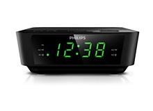 Radios y relojes con alarma