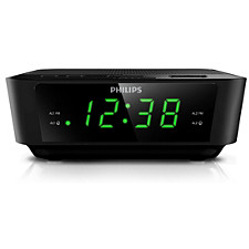 Jam alarm & radio