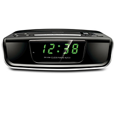 AJ3121/12  Rádio relógio