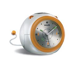 AJ3160/00C  Clock Radio