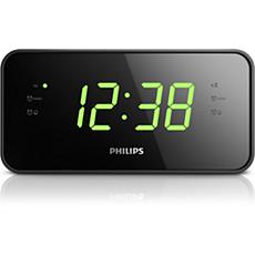 AJ3232B/37  Clock Radio
