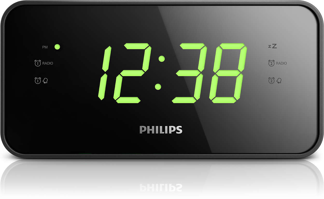 Clock Radio Aj3232b 79 Philips