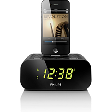 AJ3270D/12 -    Clock radio for iPod/ iPhone