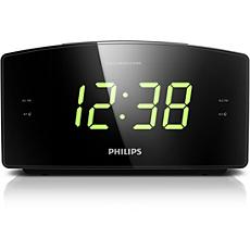 AJ3400/05  Clock Radio