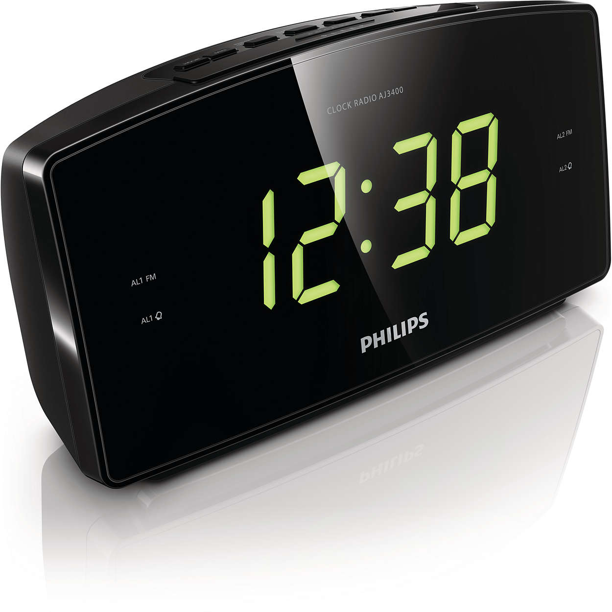 Clock Radio Aj3400 12 Philips