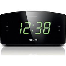 AJ3400/37 -    Clock Radio