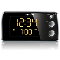 AJ3551/12 -    Radio sa satom s funkcijom digitalnog podešavanja