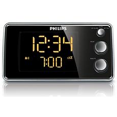 AJ3551/12  Digitāli regulējams radio pulkstenis
