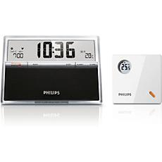 AJ3650/12 -    Rádio relógio com sintonização digital