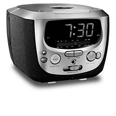 AJ3910/37 -    Clock Radio