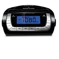 AJ3915B/12  Clock Radio