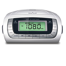 AJ3915/12 -    Radio reloj