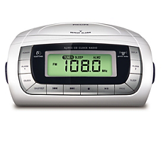 AJ3915/79  Clock Radio