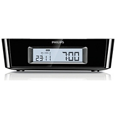 AJ4200/12 -    Radio réveil avec tuner numérique