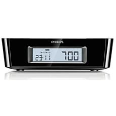 AJ4200/12  Digitāli regulējams radio pulkstenis